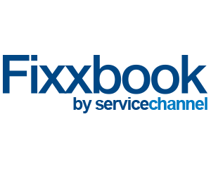 Fixx Book by Service Channel Logo